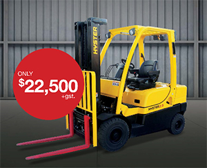 Hyster 2.5Ton